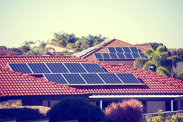 solar energy roofing Bay Area