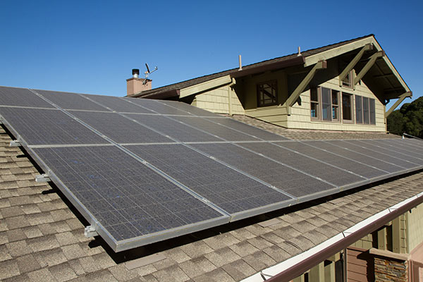 Bay Area solar roofing installations