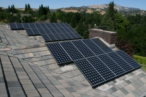 Solar Panel installation Century Roof and Solar
