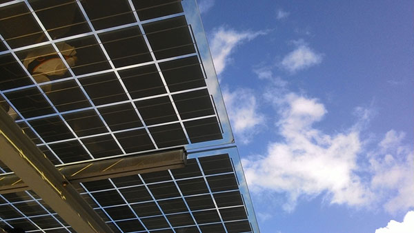 Solar Power improvements at Stanford Bay Area